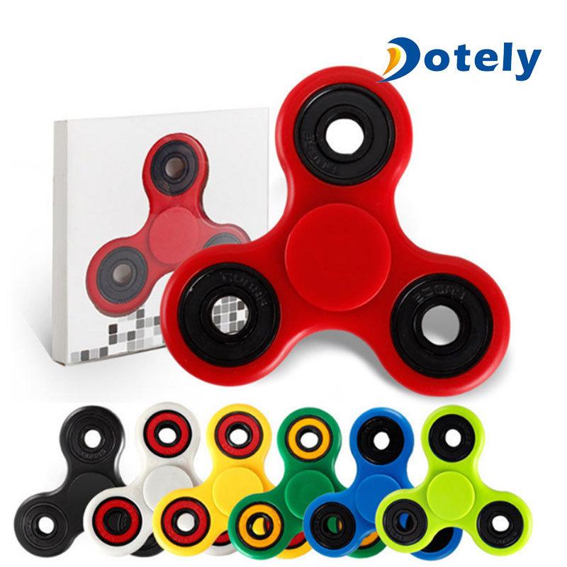 ABS Plastic Handheld Spinner Toy Fidget