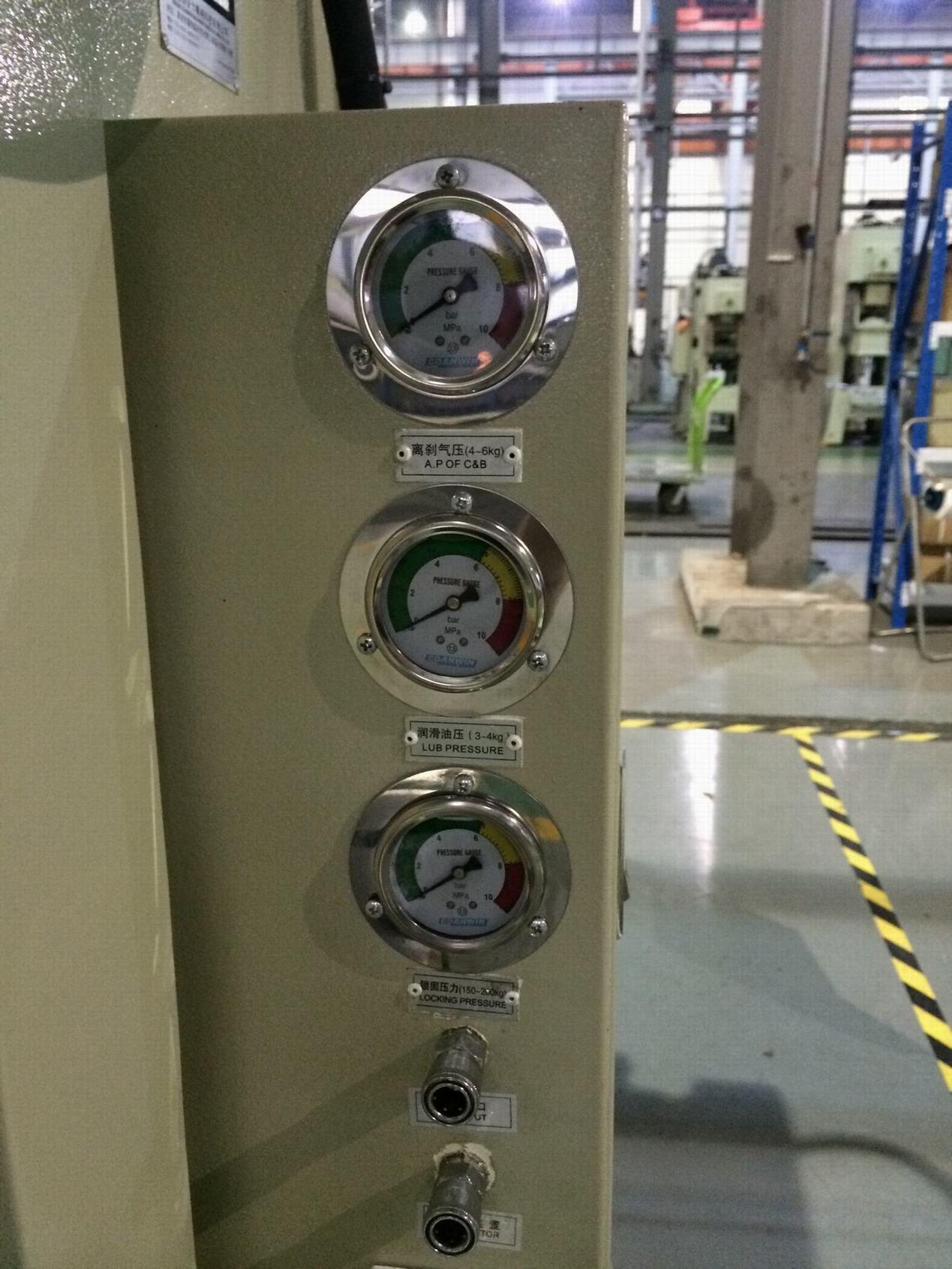 High Speed Precision Power Press (GS-30ton)
