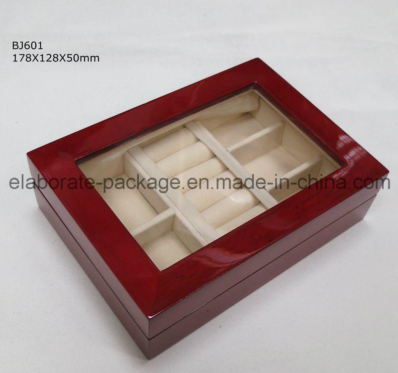Handicraft High-End Gloss Finish Attracting Wooden Gift Box