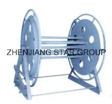 Mooring Synthetic Fiber Rope Reel