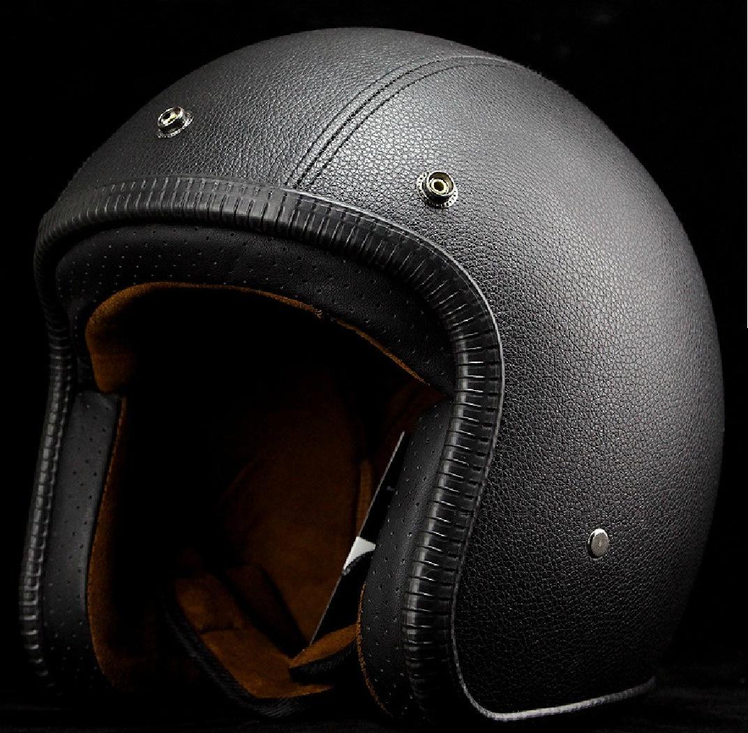 Leather of Open Face Helmet Open Face Helmets Free 2017