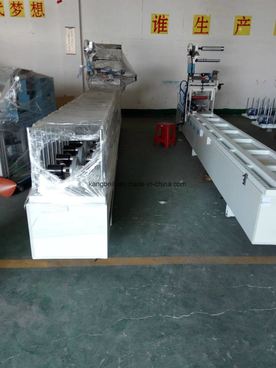 Cold Adhesive 600 TUV Certificated Mingde Brand Woodworking Wrapping Machine