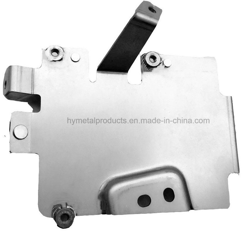 OEM Manufacture Sheet Metal Parts with Bending