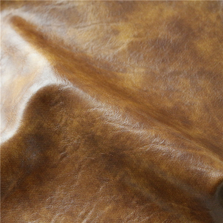 PU PVC Synthetic Leather for Furniture Sofa (E6087)