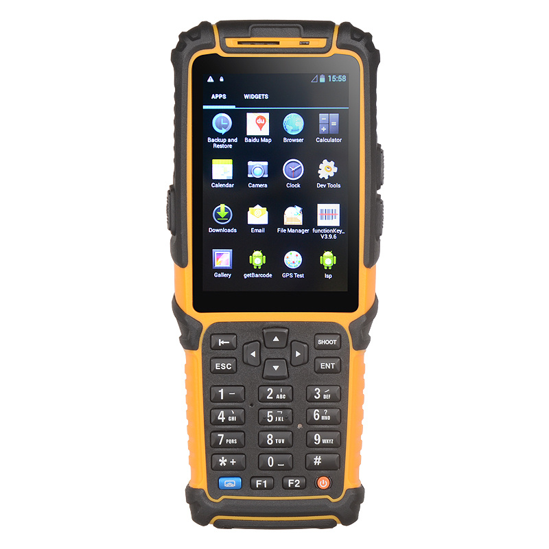 Wireless Android 3G Bluetooth PDA Data Collector Ts-901 with RFID