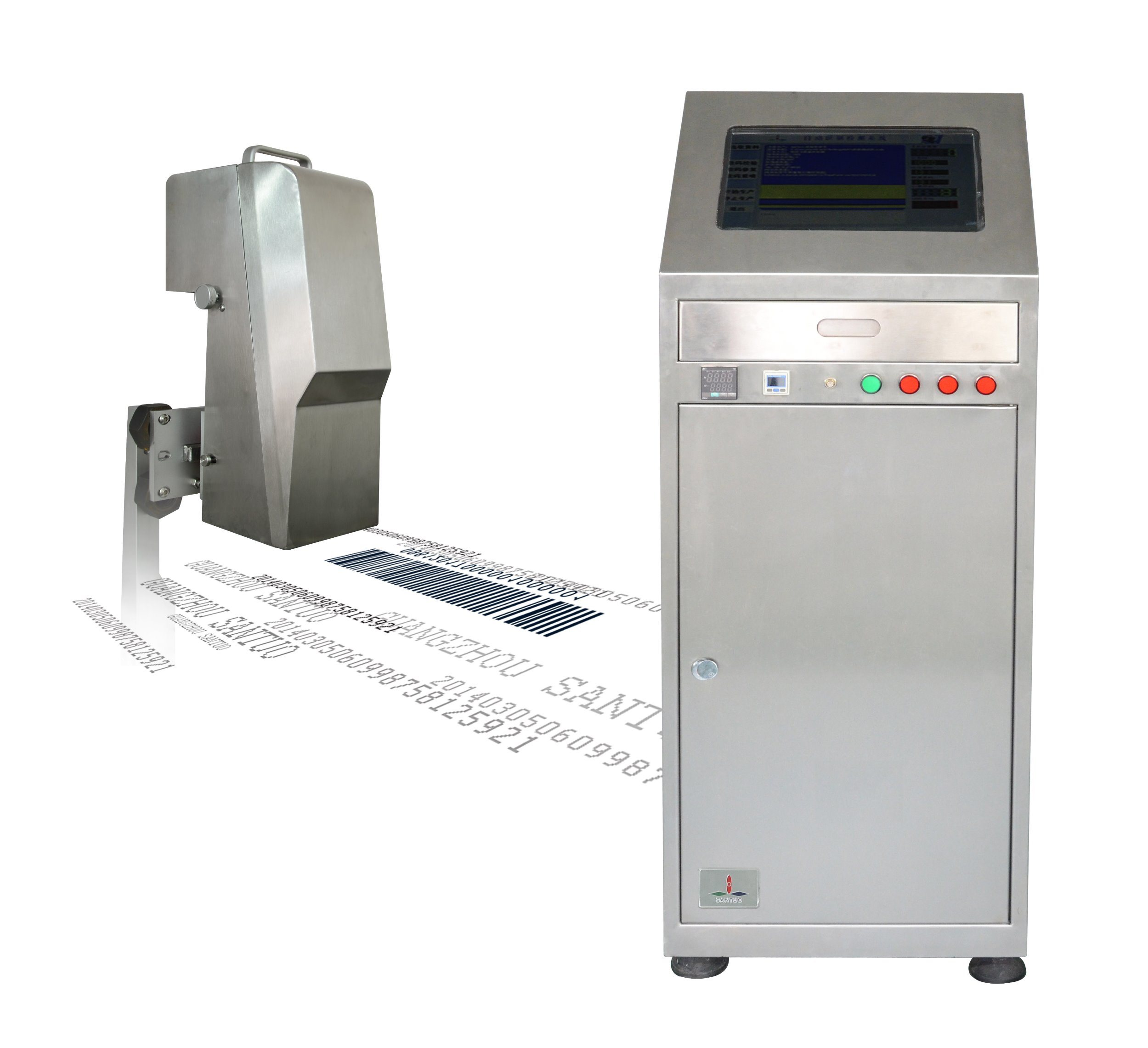 RFID Card Reading and Printing Machine