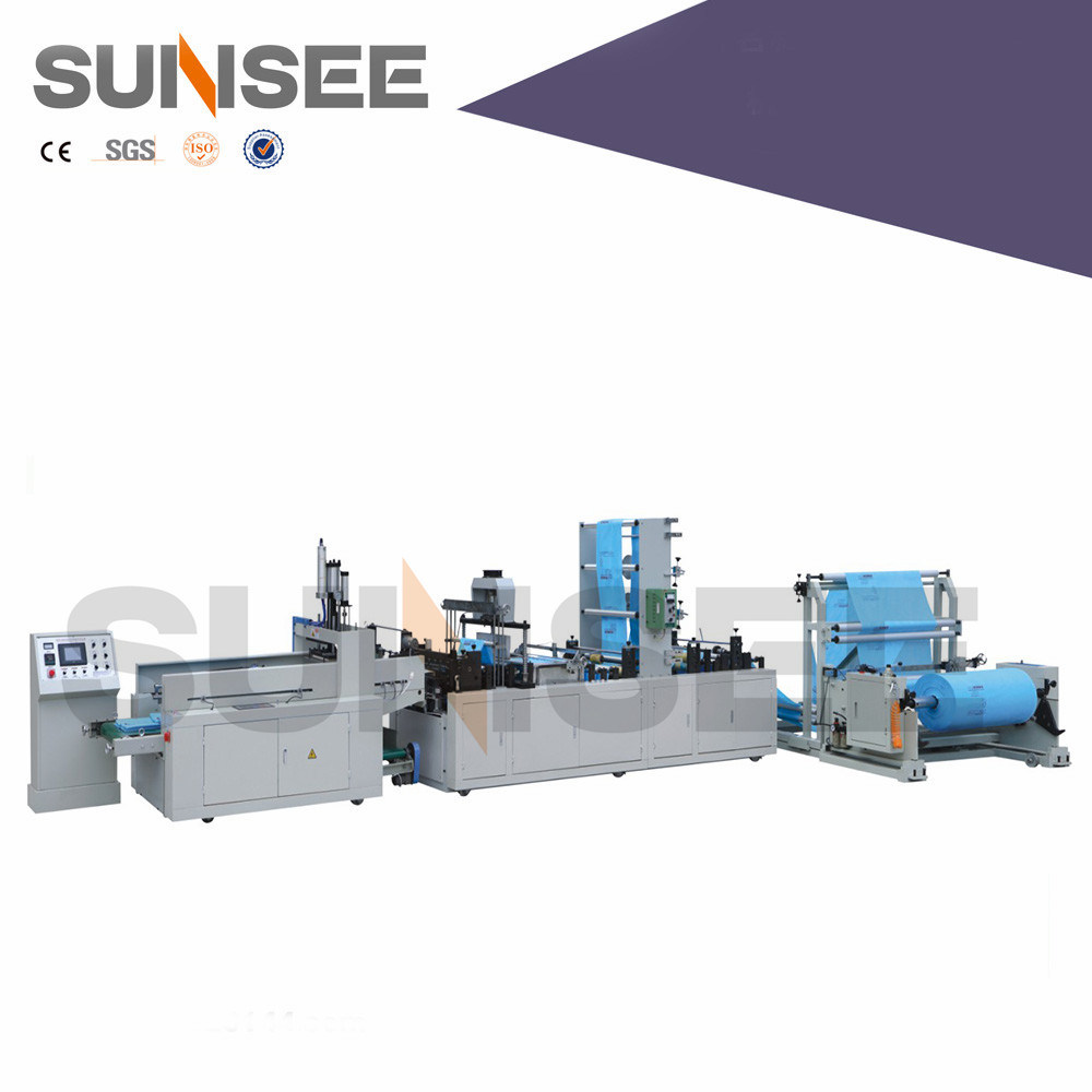 Full-Automatic Non-Woven Bag Making Machine