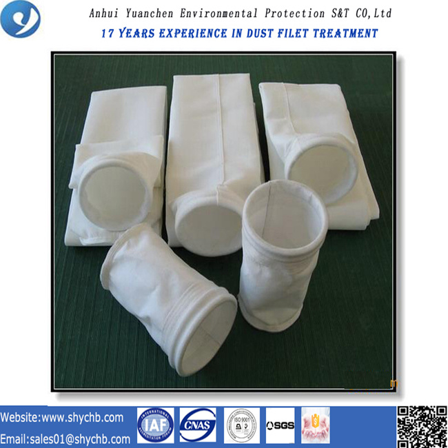 Factory Supplier Dust Bag Filter Filter Media Filter Bag