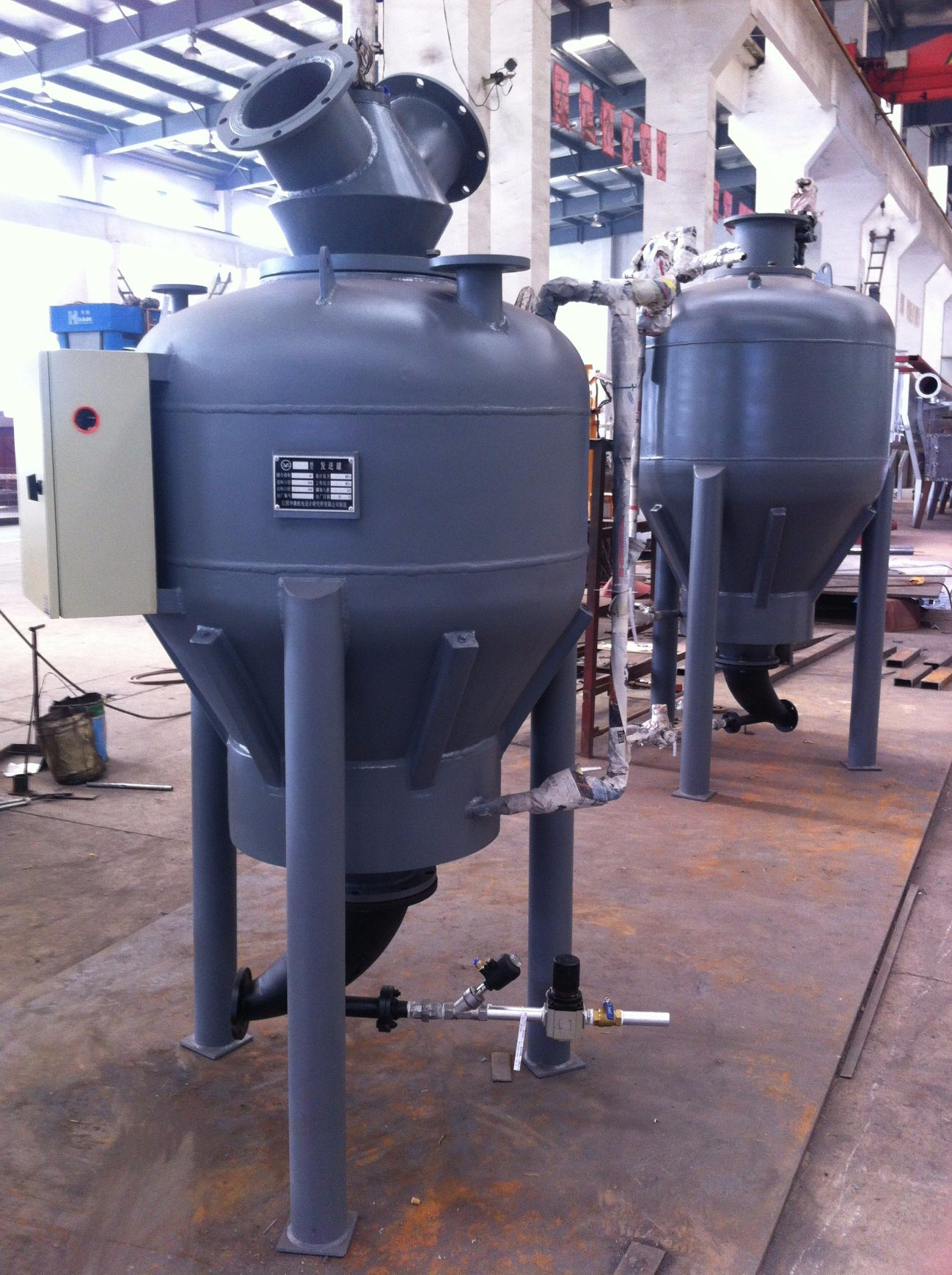 Power Supply Pneumatic Conveying Equipment, Pneumatic Conveying System