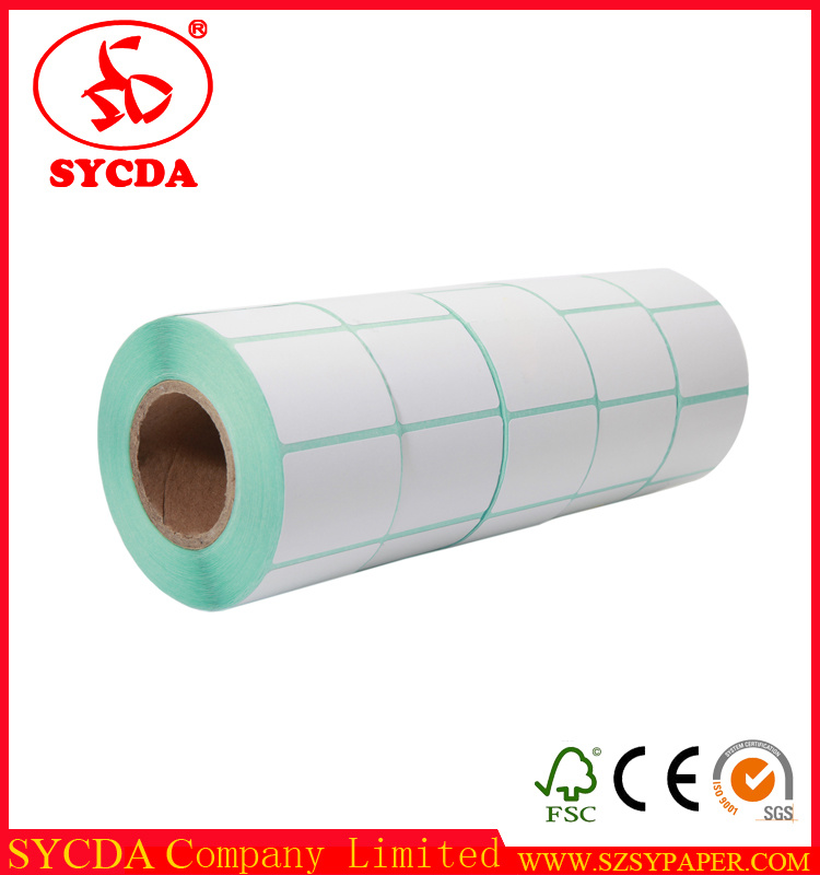 High Quality Self-Adhesive Thermal Label Roll