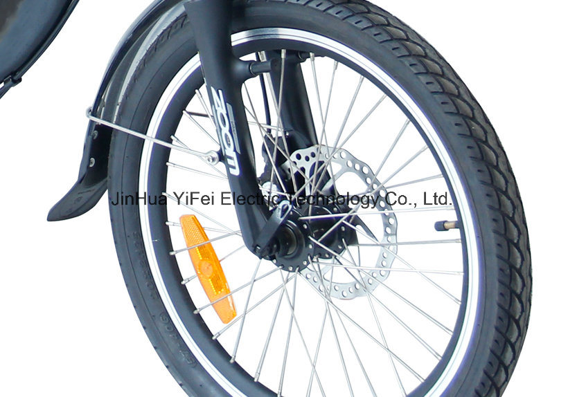 Big Power High Speed City Folding Electric Bike Ebike