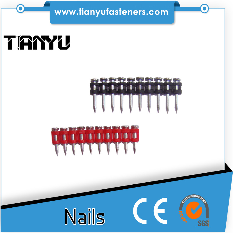 Gas Fuel Cell for Collated Gas Nails
