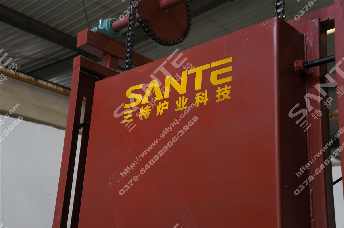 Heat Treatment Chamber Furnace for Industrial 1300c