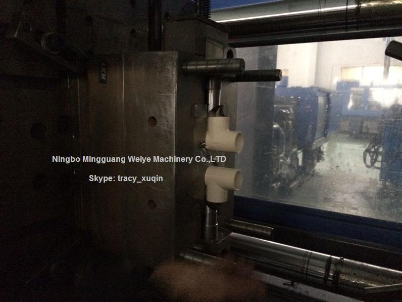 Pipe Fitting Injection Molding Machine with Energy Saving Servo System