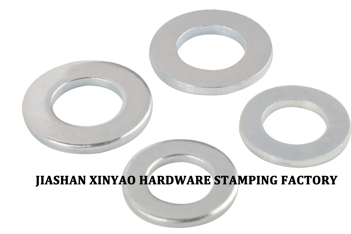 Flat Washer/Gasket/DIN125/DIN9021/Steel Washer
