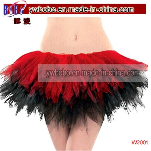 Valentine Gifts Handkerchief Tutu Best Valentine′s Day (W2001)