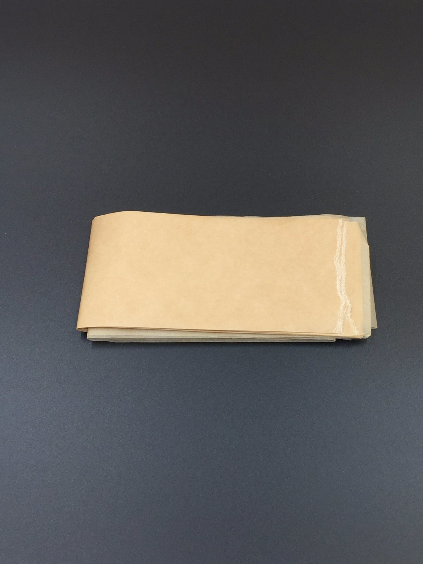 12.5GSM Brown Color Smoking Rolling Paper with 1 1/4 Size