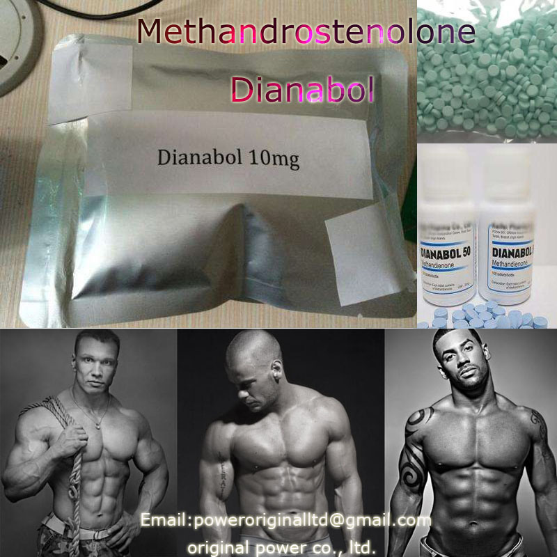 Oral Steroid Powder Source Dianabol for Muscle Gaining