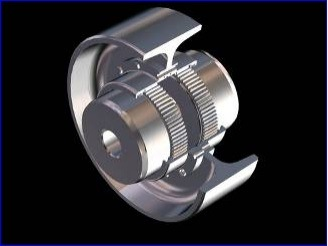 Suyett Go Series Coupling with Integrated Drum Brake