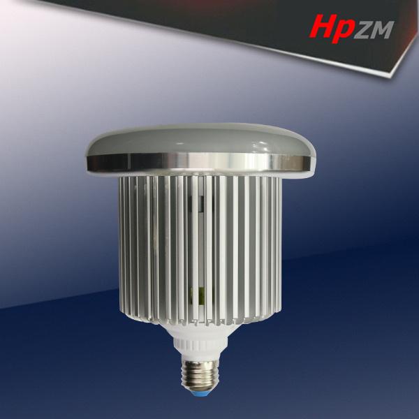 High Power Aluminum with Plastic LED Bulb Light
