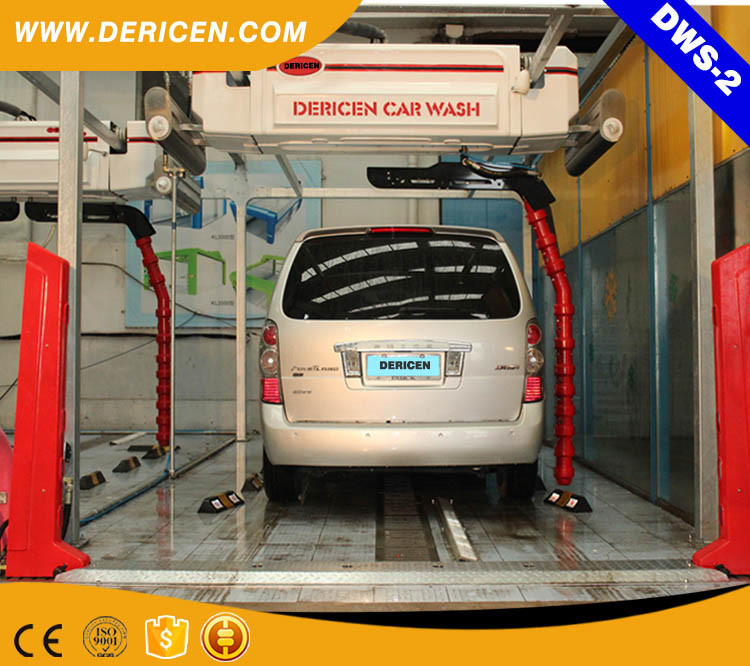 Dws2 Touch Free Automatic Electric Heavy Duty Car Wash Machine