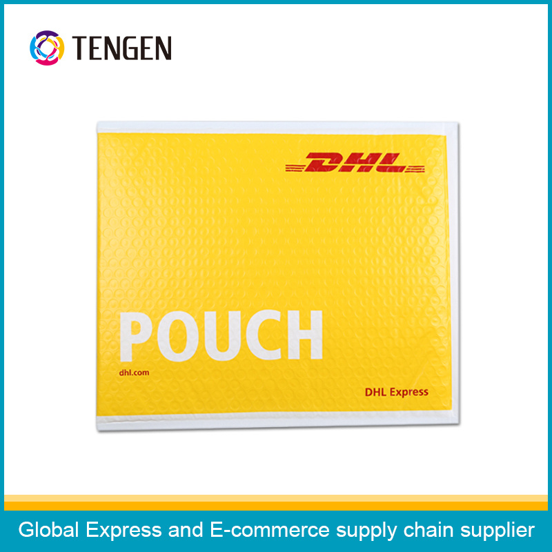Customized Printing LDPE Co-Extruded Bubble Mailer