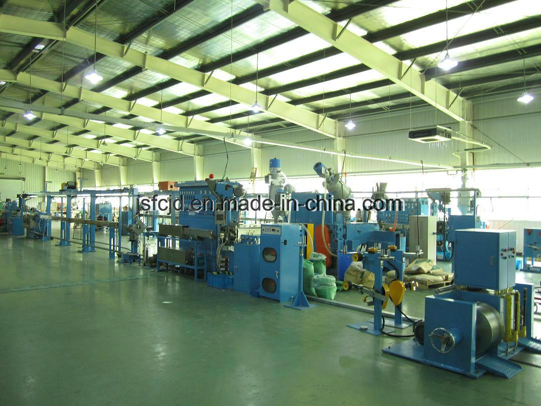 Screw Diameter 50 High Speed PVC, PE, PP, Extruder