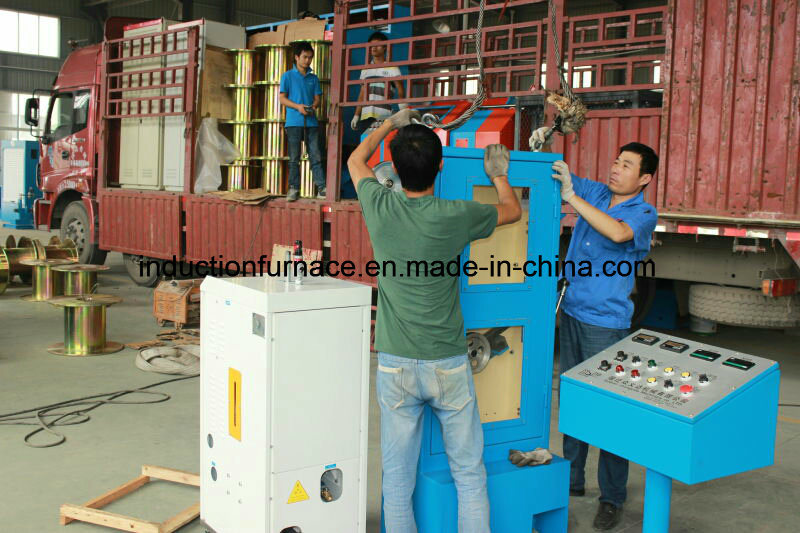 Aluminium/Copper Rod Wire Breakdown Machine/Drawing Machine& Continuous Annealer