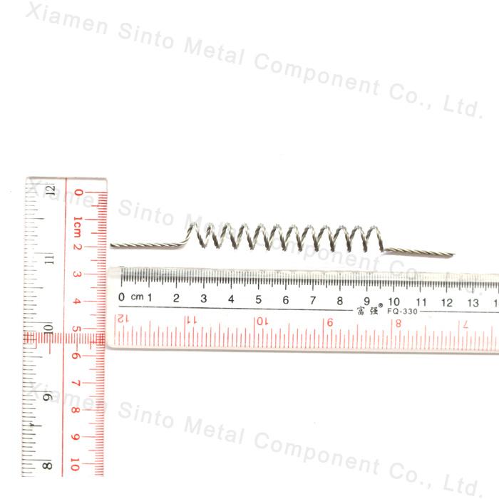 Tungsten Heater for Metallizing and Vacumum Coating