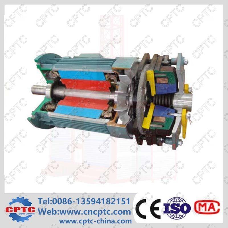 Gjj or Baoda Motor for Construction Hoist