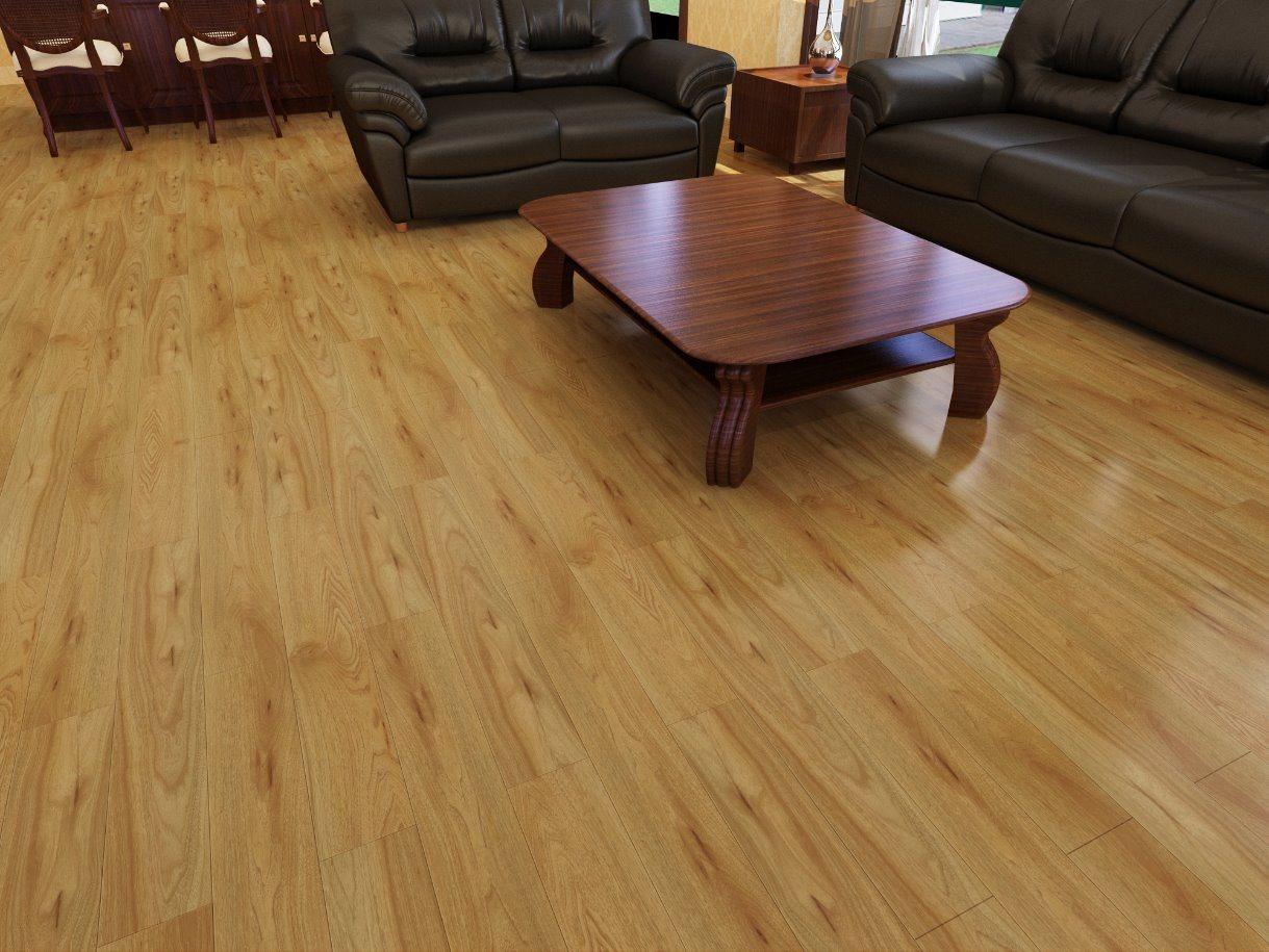 12mm High Gloss Laminate Flooring
