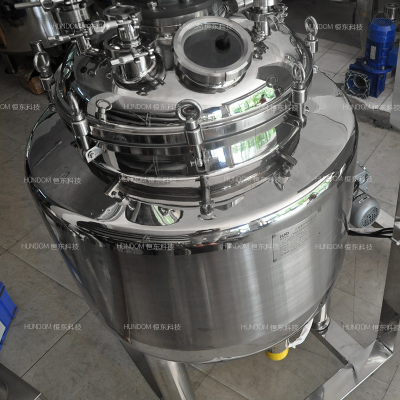 Cosmetic Mixing Equipment/Vacuum Emulsifying Machine