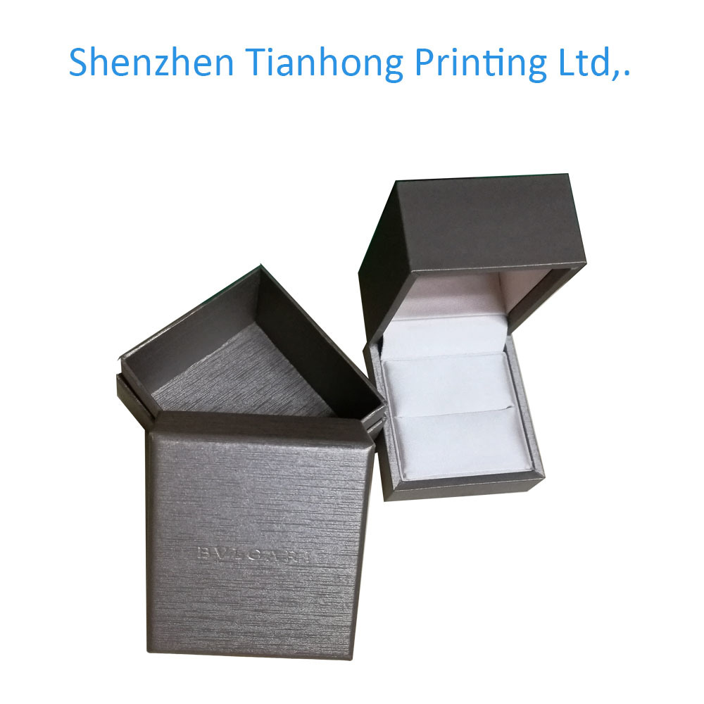 High Quality Cardboard Jewelry Box