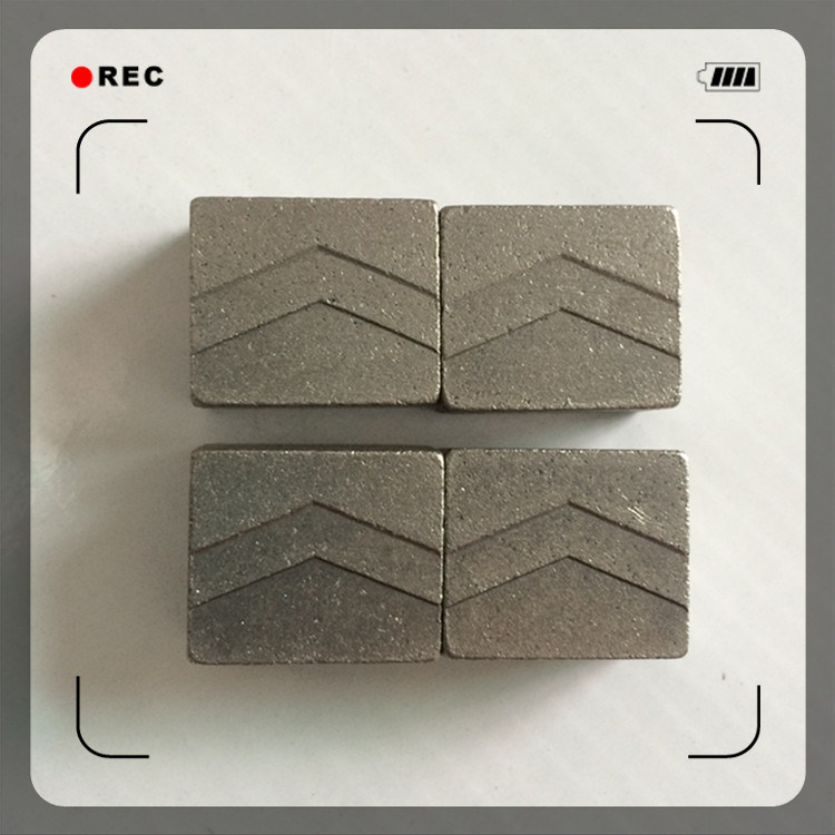 2700mm Block Diamond Cutting Segments-Marble Cutting Tool