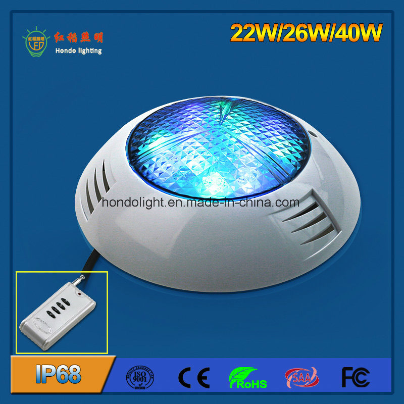 IP68 LED 40W Swimming Pool Light