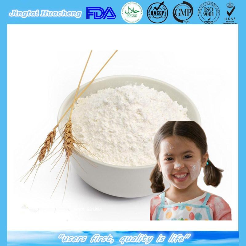 Protein 75% Wheat Starch Vital Wheat Gluten CAS No.: 8002-80-0