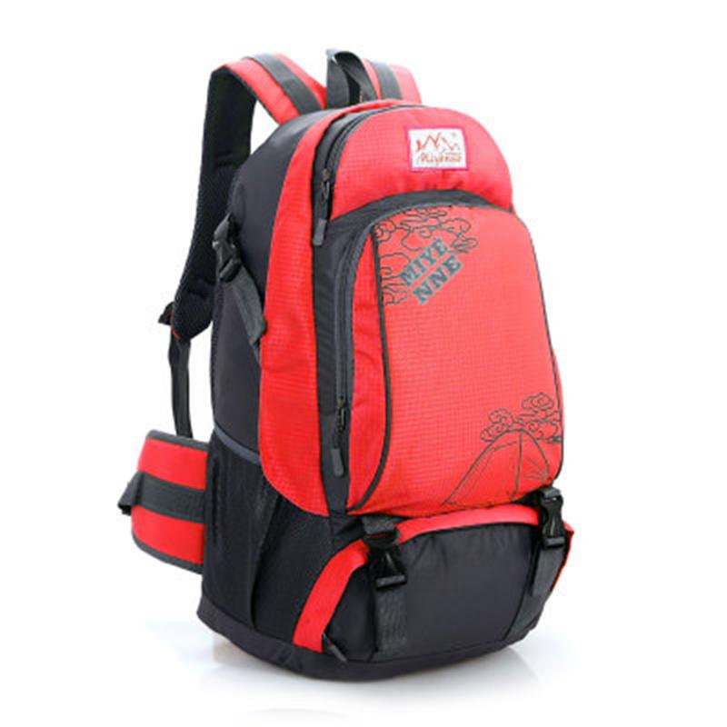 Waterproof Outdoor Large Capacity Leisure Travel Cycling Backpack Hiking Bag