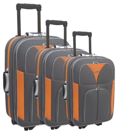 Cheap Price EVA Soft Luggage Case, Semi-Finished