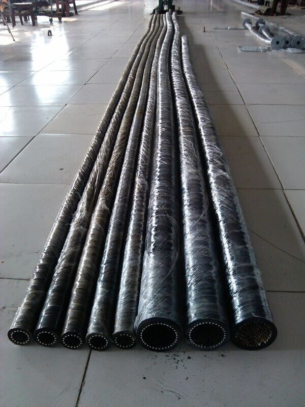 New Type High Quality Wearproof Alumina Ceramic Rubber Hose