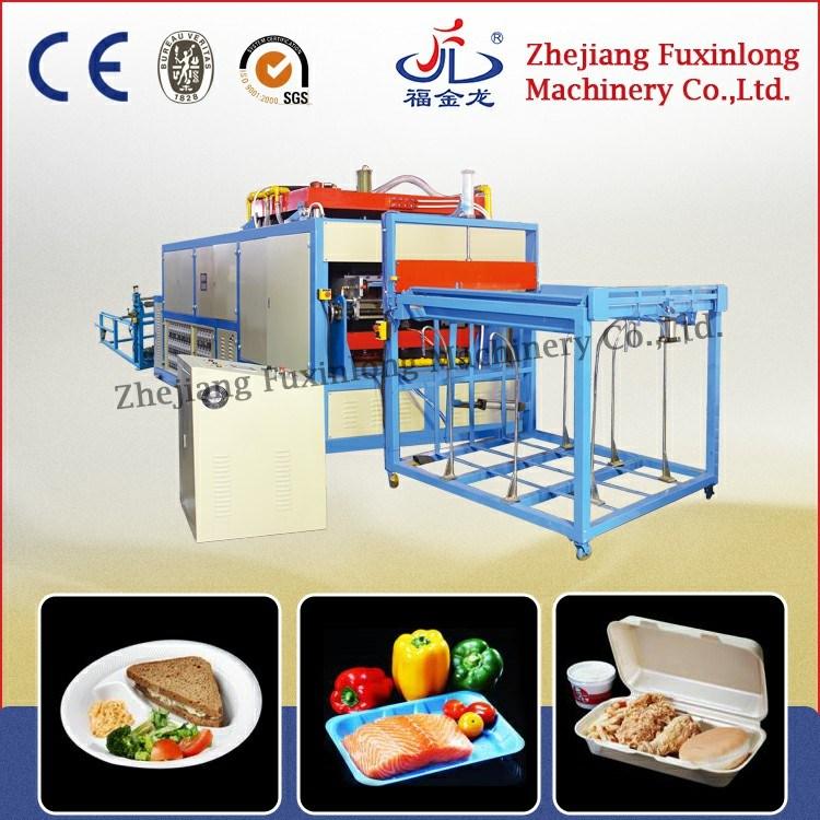 EPS Foam Lunch Box Forming Machine