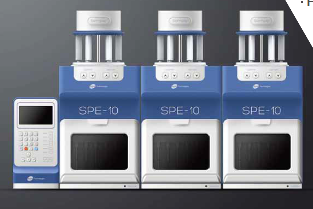 Automated Spe Workstation