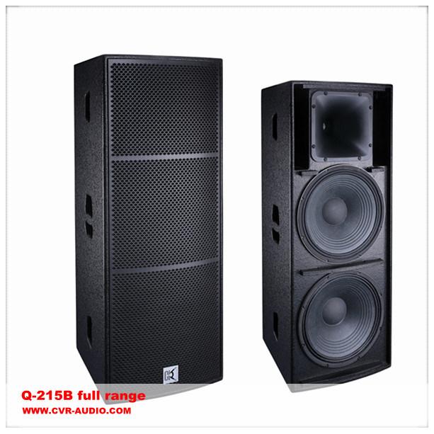 Professional Speaker Cvr PRO Aduio Speaker System
