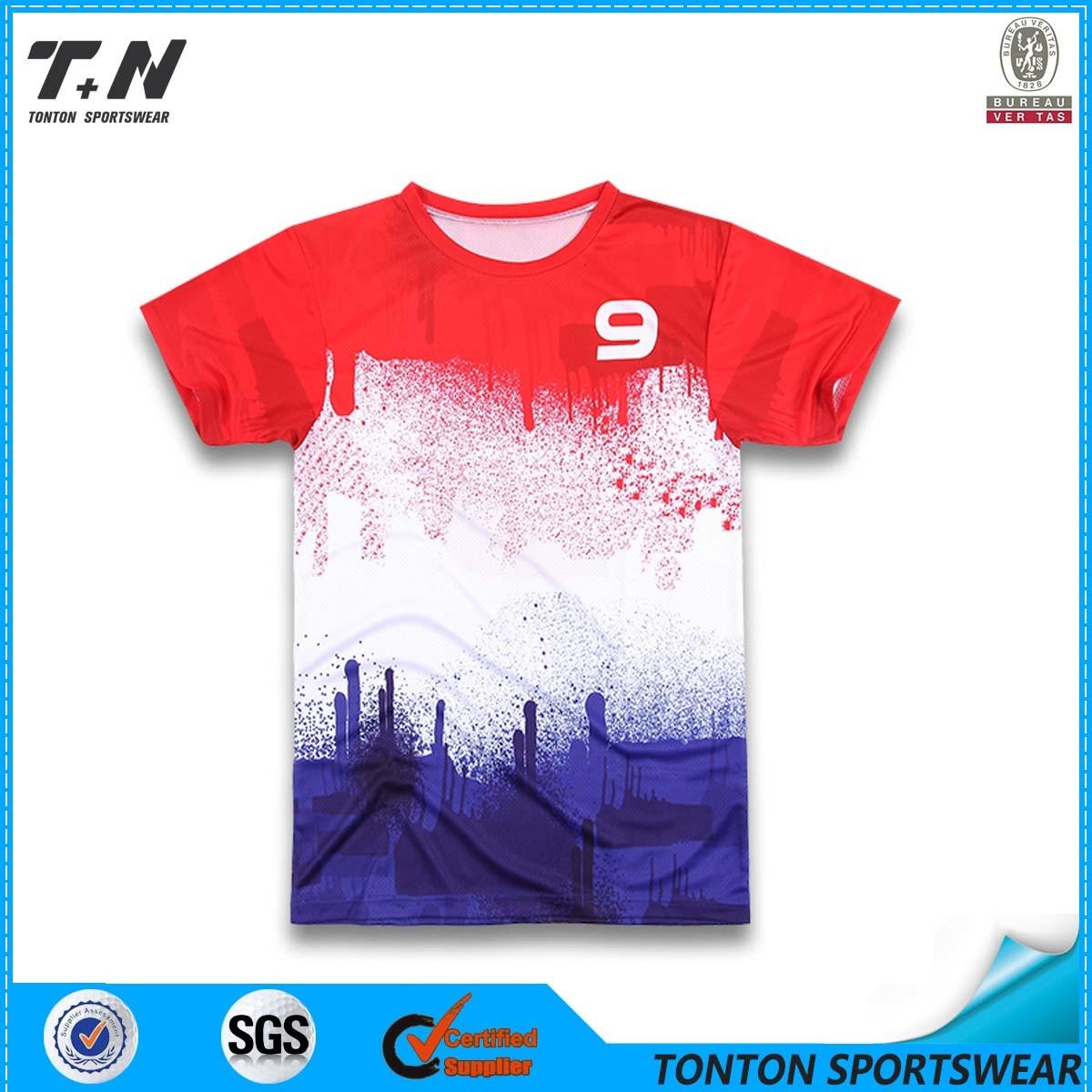 2015 New Custom Blank Soccer Jersey/Soccer Uniform