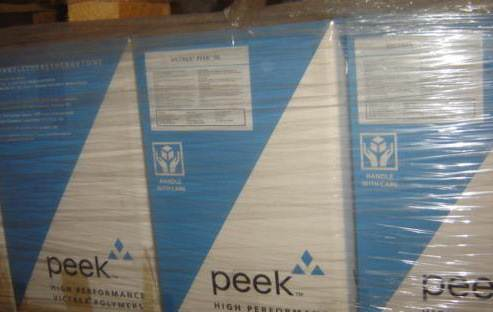 Victrex Peek 450g Natural/Black (Poly Ether Ether Ketone) Engineering Plastics Resins