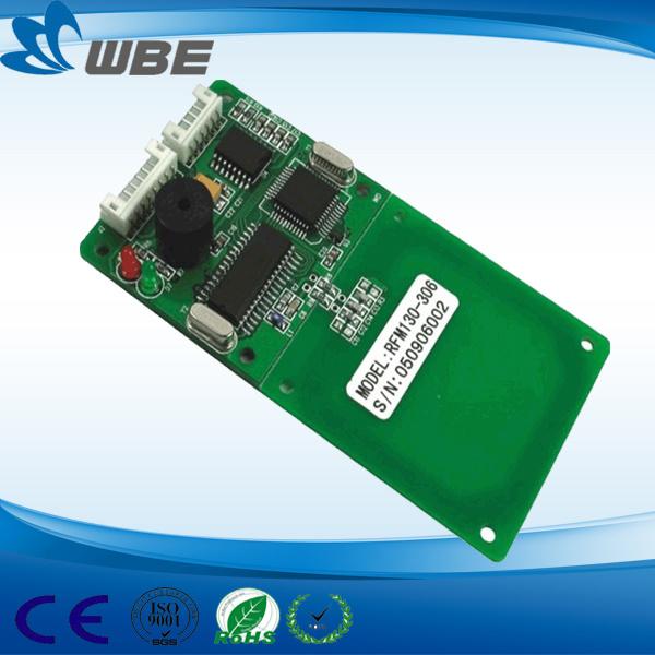 Wbe Manufacture Access Control RFID Card Reader (RFM130)