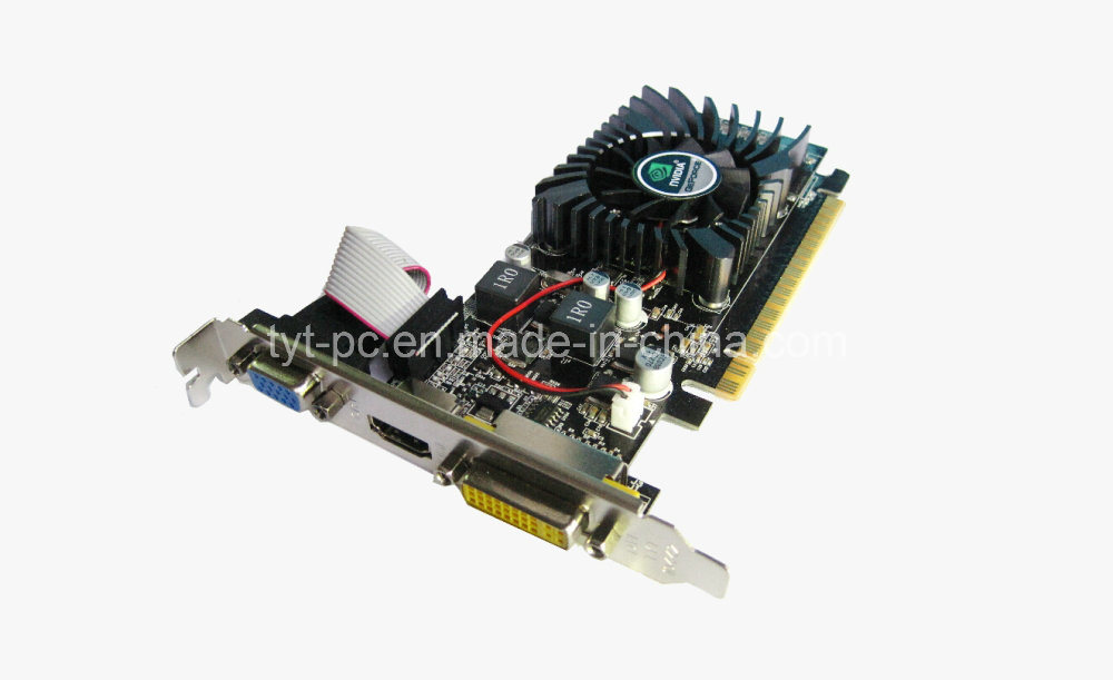 2017 Hot Sales Nvidia Geforce Gt210 Graphics Card 1024MB Memory DDR2 Video Card 64bit PCI Express Interface
