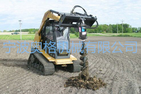 Torque 1000nm Mini Post Hole Digger