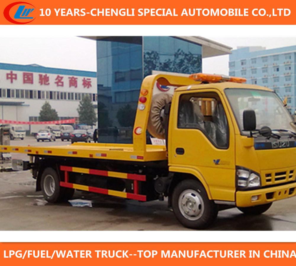 Isuzu 4X2 Road Wrecker Truck