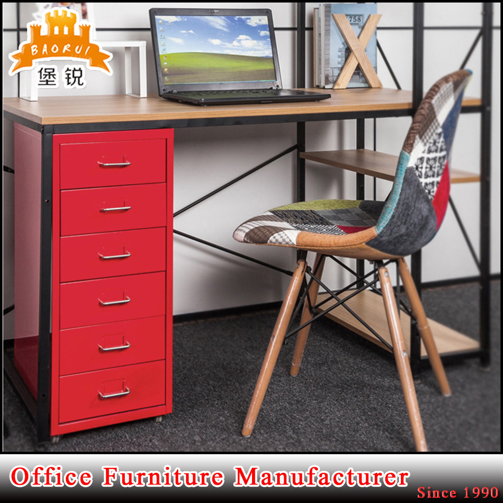 Knocked Down Sliding Door Small Steel Filing Cabinet