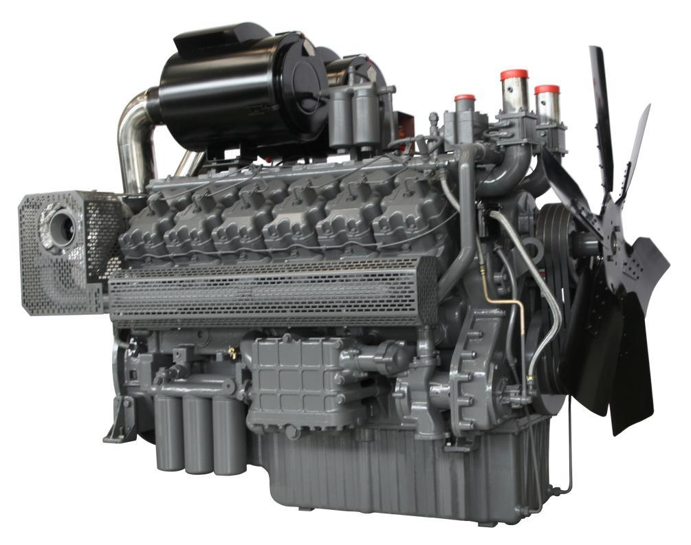 Wandi Holset Turbocharge 4-Stroke Diesel Engine